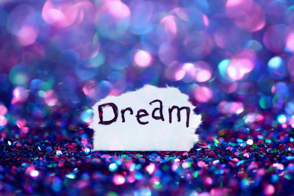 Le métier de tes rêves ne s'atteindra pas par un claquement de doigt